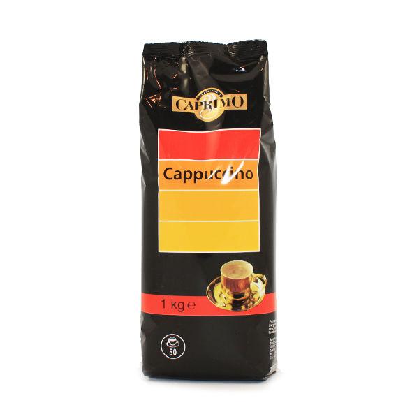 Один из наших самых успешных быстрорастворимых напитков. Caprimo Cappuccino Choco привлечет новых клиентов на рынке питания. Мягкий вкус кофе в сочетании с хорошо сбалансированным ароматом какао покоряет даже самых избалованных любителей кофе.